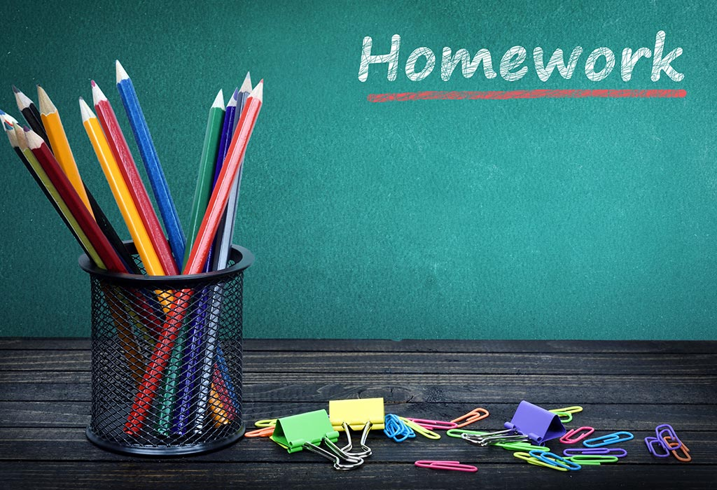 Should Kids have Homework? - Read the Advantages & Disadvantages