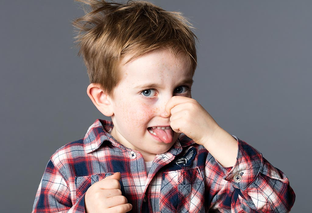 Body Odour in Kids: Causes, Prevention & Home Remedies