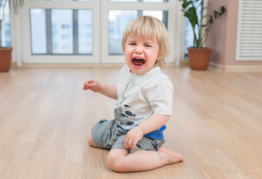 What is Baby Whining?