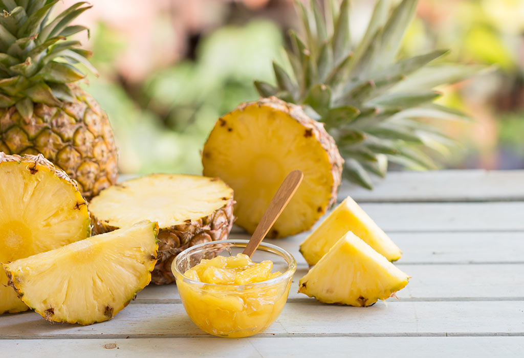 How Does Pineapple Induce Labour?