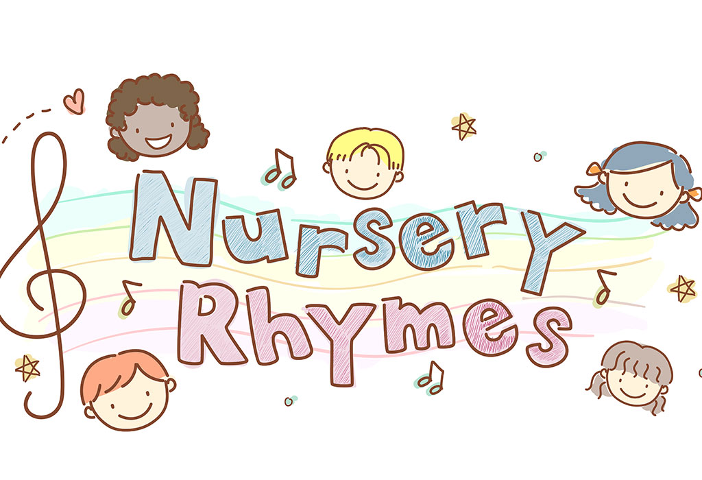 10 Classic & Most Popular Baby Nursery Rhymes with Lyrics