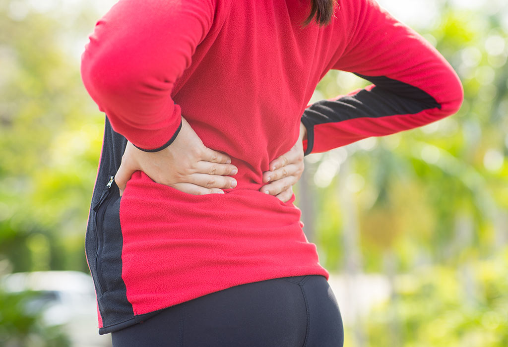 Back Pain After Caesarean Delivery: Causes, Duration & Remedies