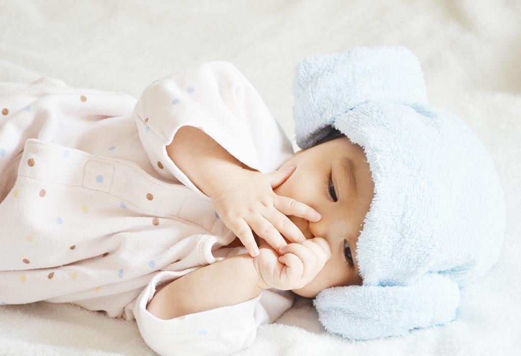 How to Test Sucking Reflex in Infants