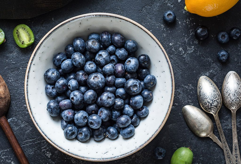Nutritional Value of Blueberries