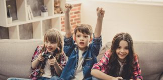 Impact of Video Games on Children - The Good and the Bad