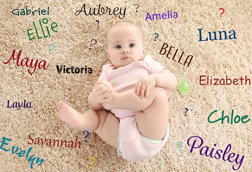 200 Unique, Modern & Latest Christian Baby Girl Names With