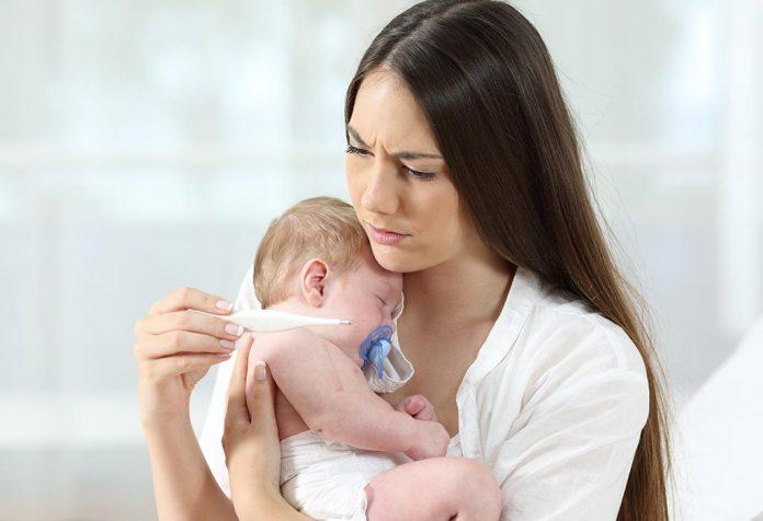 बच्चों को वैक्सीन लगाने के बाद बुखार आना