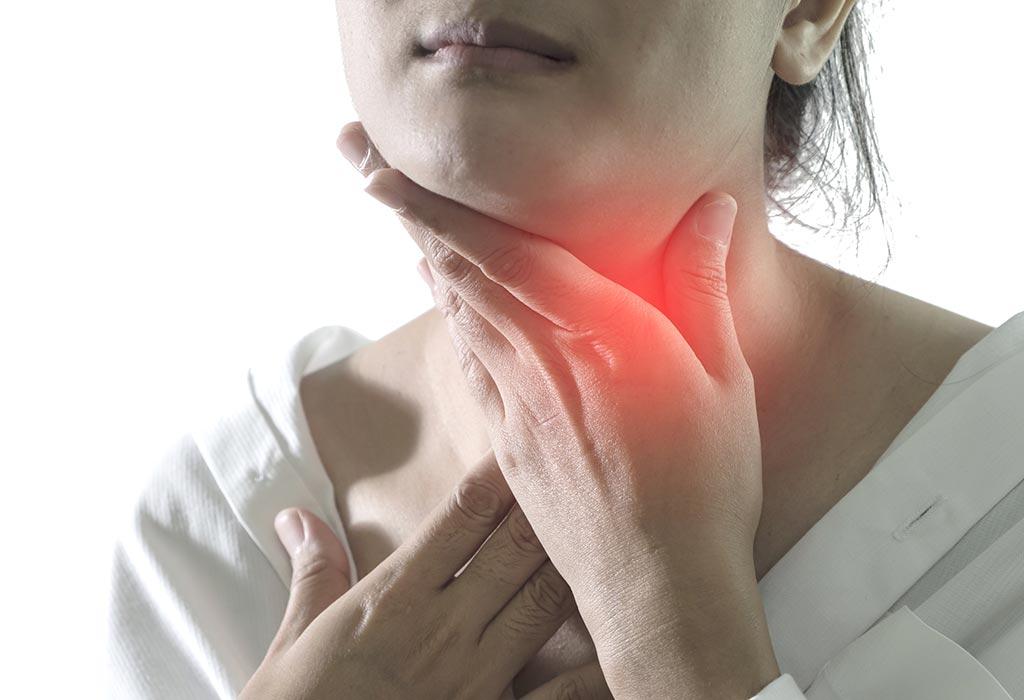 Tonsillitis during Pregnancy: Causes, Symptoms & Home Remedies