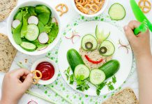 CHILD-FRIENDLY VEGAN RECIPES
