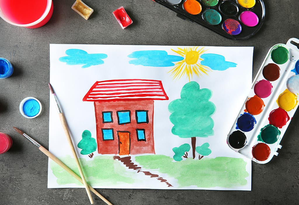 15 Fun And Engaging Painting Ideas For Kids