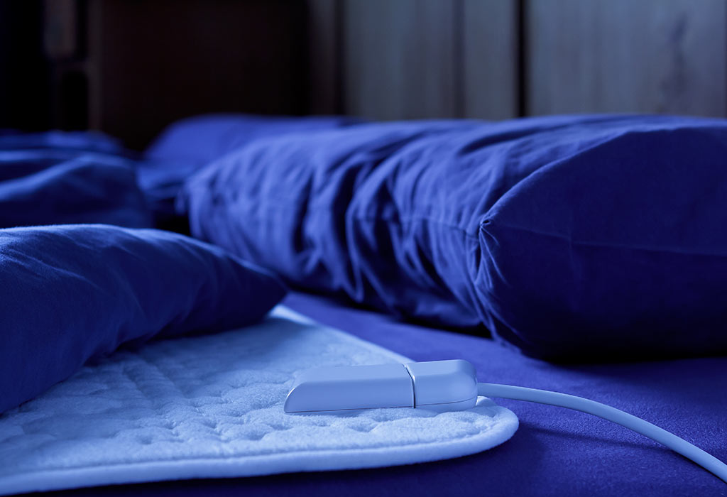 Use Electric Blanket When Pregnant, Correct Way To Put Electric Blanket On Bed