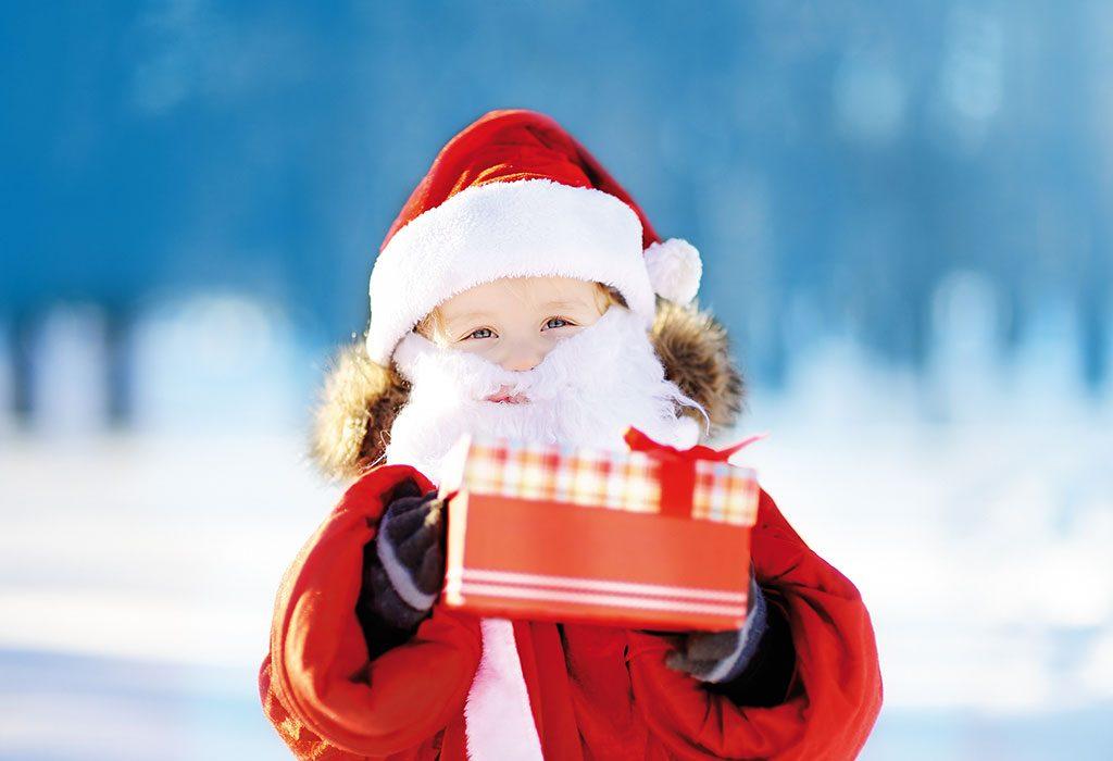 Let's Be Santa