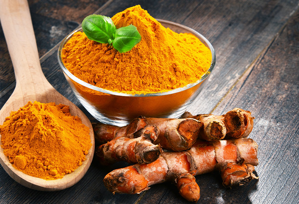 Turmeric for Infants: Health Benefits & Side-Effects