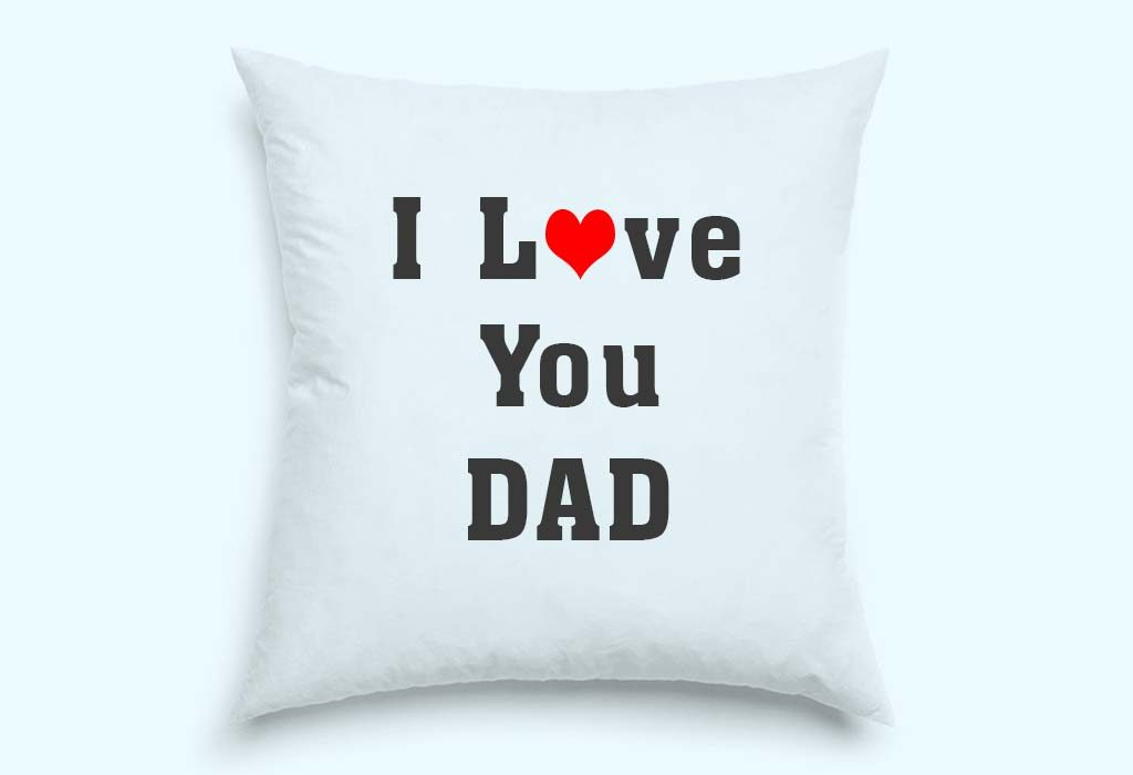 A Pillowcase Made with Love