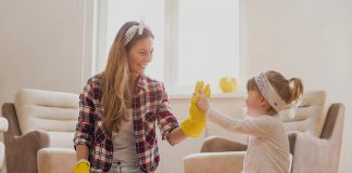 Interesting Cleaning Games for Kids
