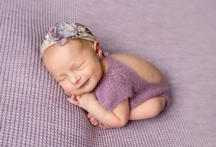 Why Babies Smile while Sleeping and What Does It Mean?