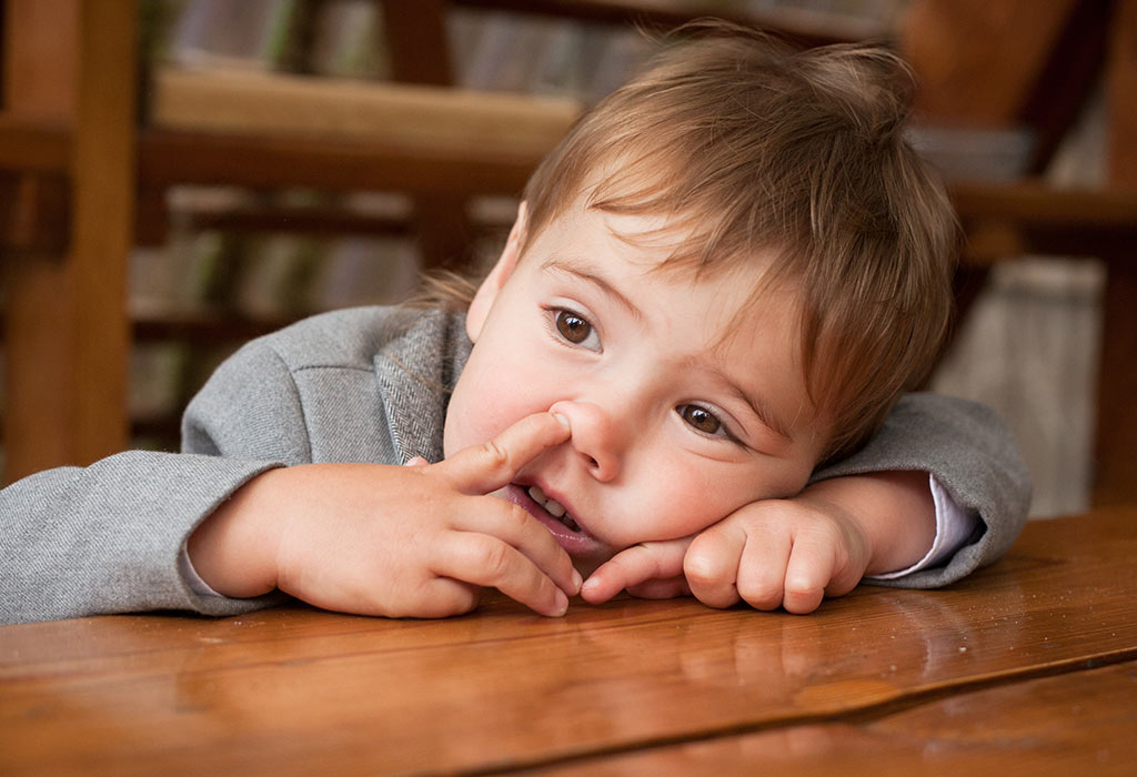 Nose Picking In Children Causes And Tips To Stop It