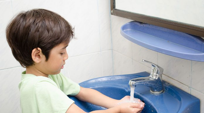 Hand Washing for Kids - Importance and Right Procedure