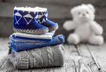 Winter wear for babies