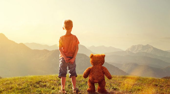 Imaginary Friend and Kids - How to Deal with It?