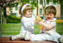 Dealing with Fighting Between Twin Children