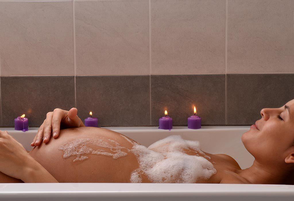 BATH TUB IMMERSION
