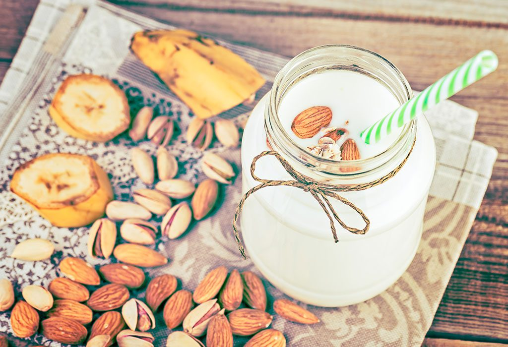 WHITE NUT SMOOTHIE