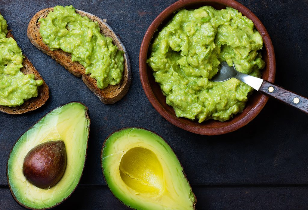 START WITH AVOCADOS