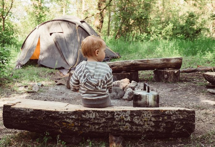 12 Useful Tips for Camping with Baby