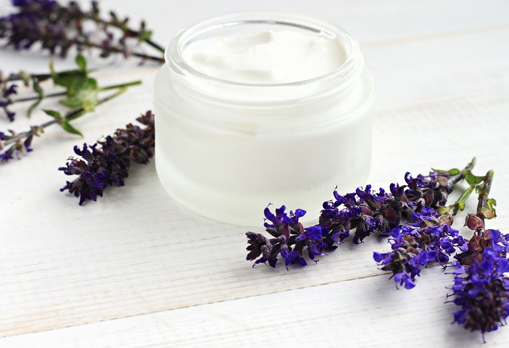 Homemade Baby Care Lotion