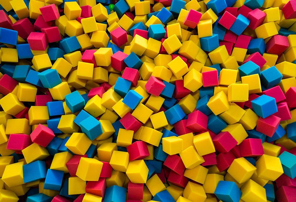 Foam Mosaics