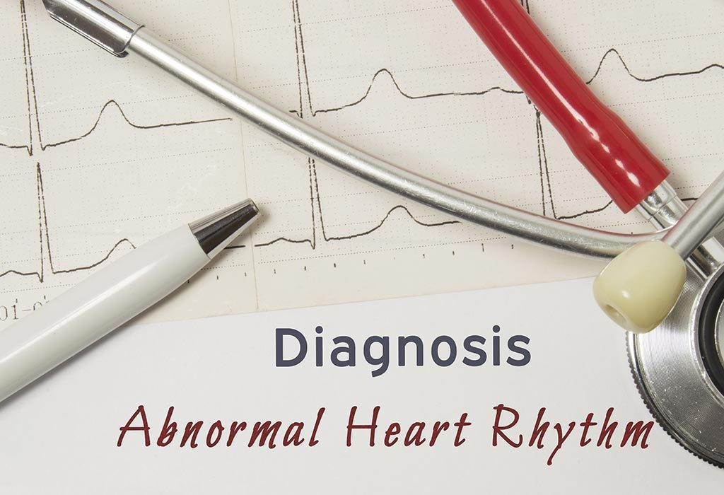ABNORMAL ECG READING