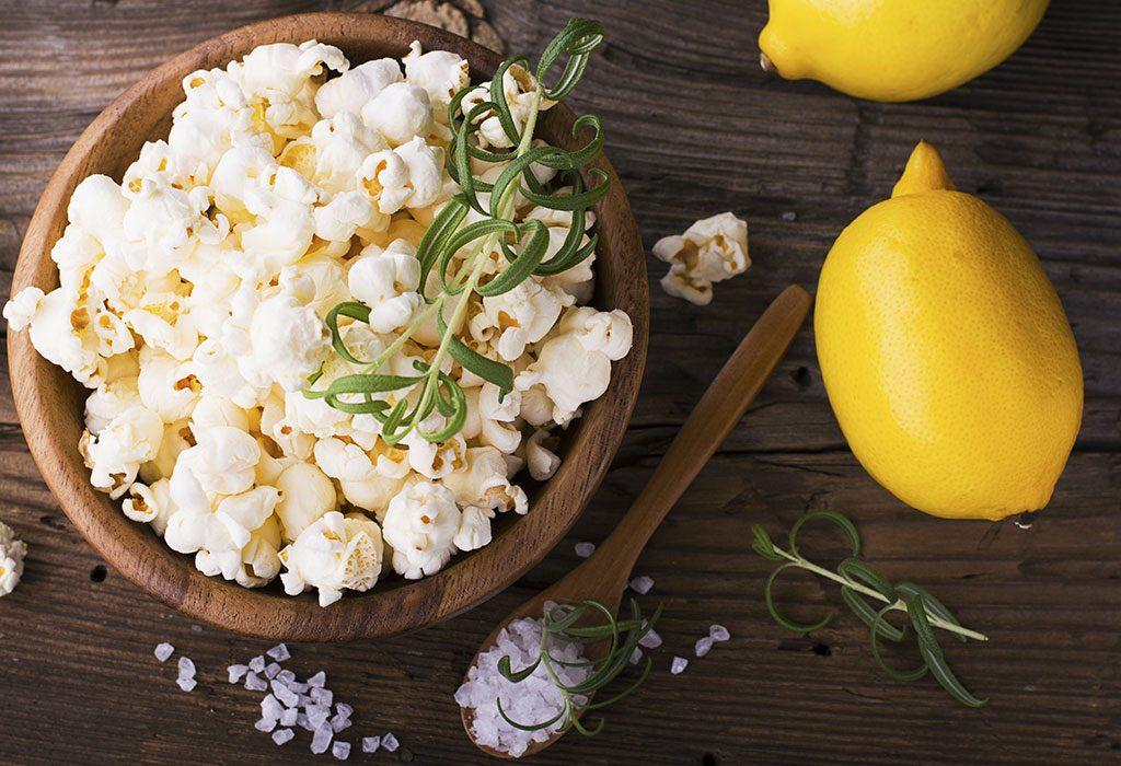 Popcorn Lemony