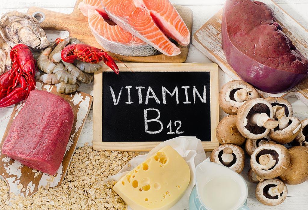 b12 vitamin when pregnant