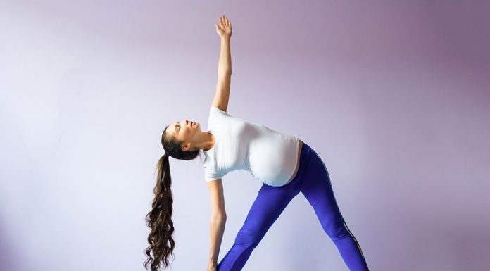 Stretching during pregnany