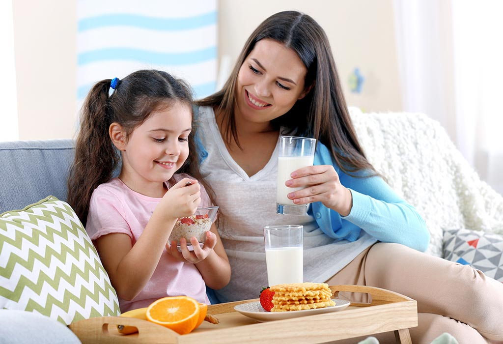 Vitamin B for Children: Food Sources, Health Benefits & Snacks Ideas