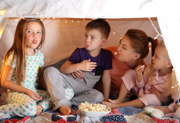Popcorn for Kids - Benefits and Recipes