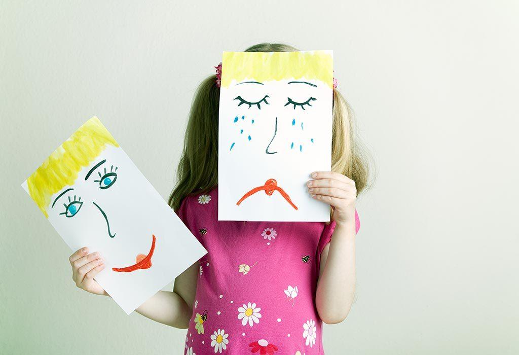 Happy and Sad Mask