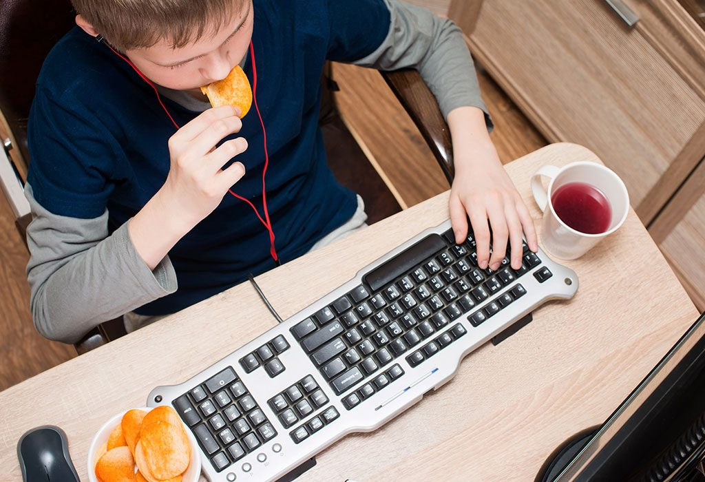 Engaging Kids for Hours in Healthy Eating Experience
