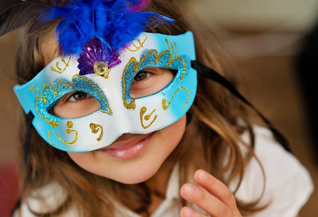 Fun Carnival Mask