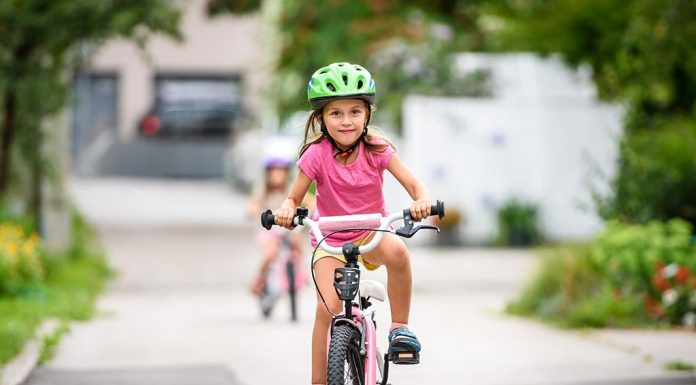 BENEFITS OF CYCLING FOR KIDS