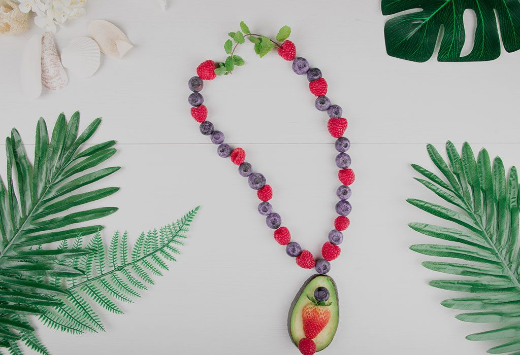 Food Necklace