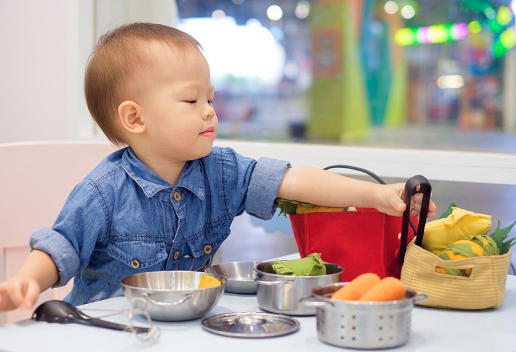 Besoins nutritionnels pour un enfant de 18 mois