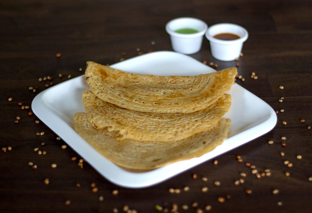 Moong Dal Chilla