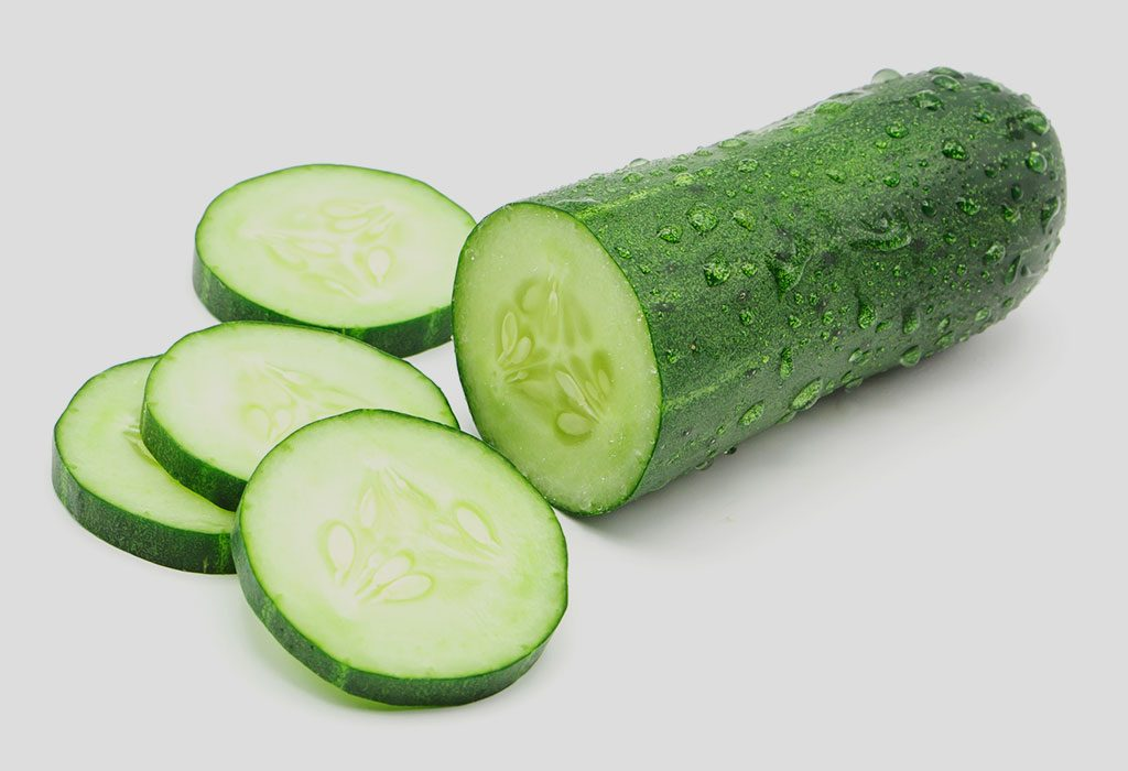 Cucumber fruit