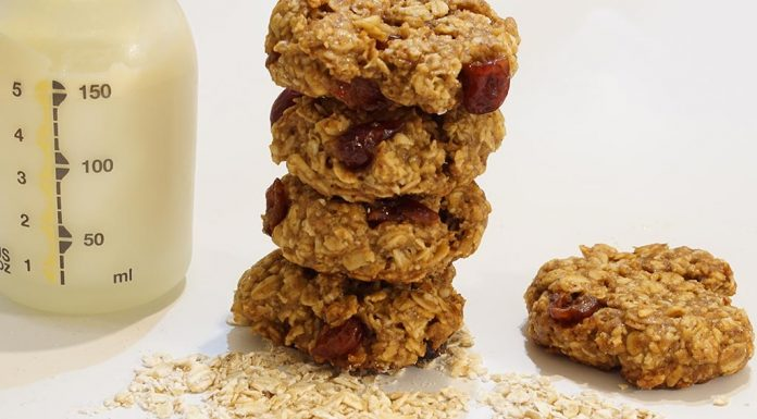 Lactation Cookies - Benefits and Recipes