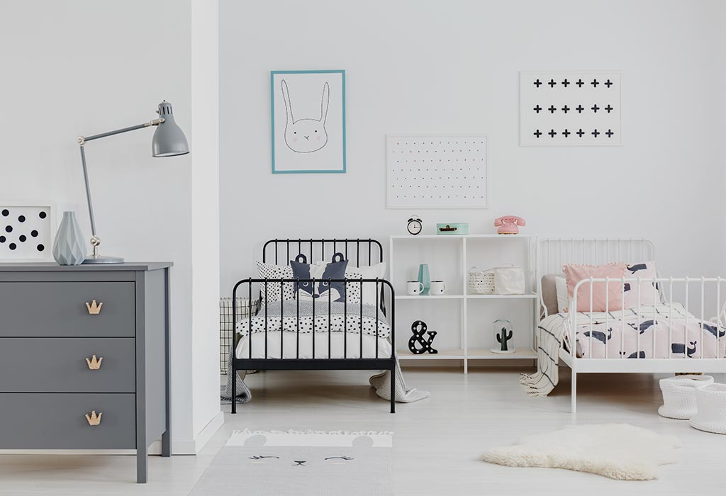 15 Creative & Unique Kids Room Decorating Ideas