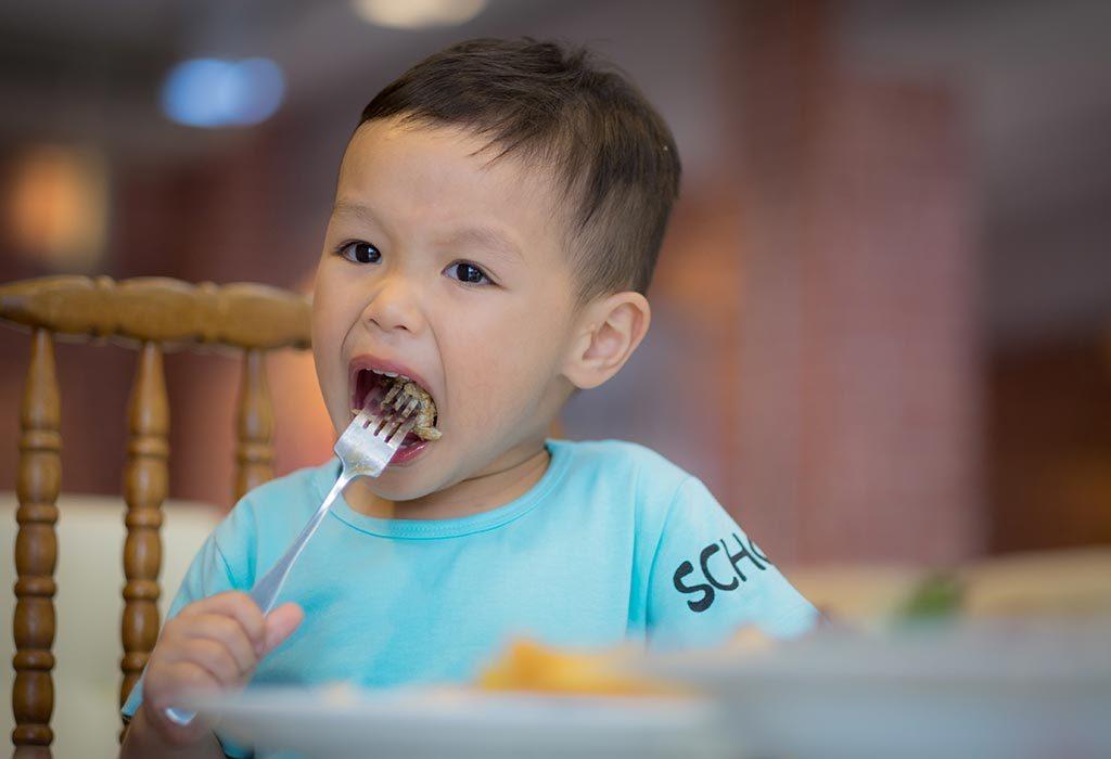 Viande pour enfant de 18 mois