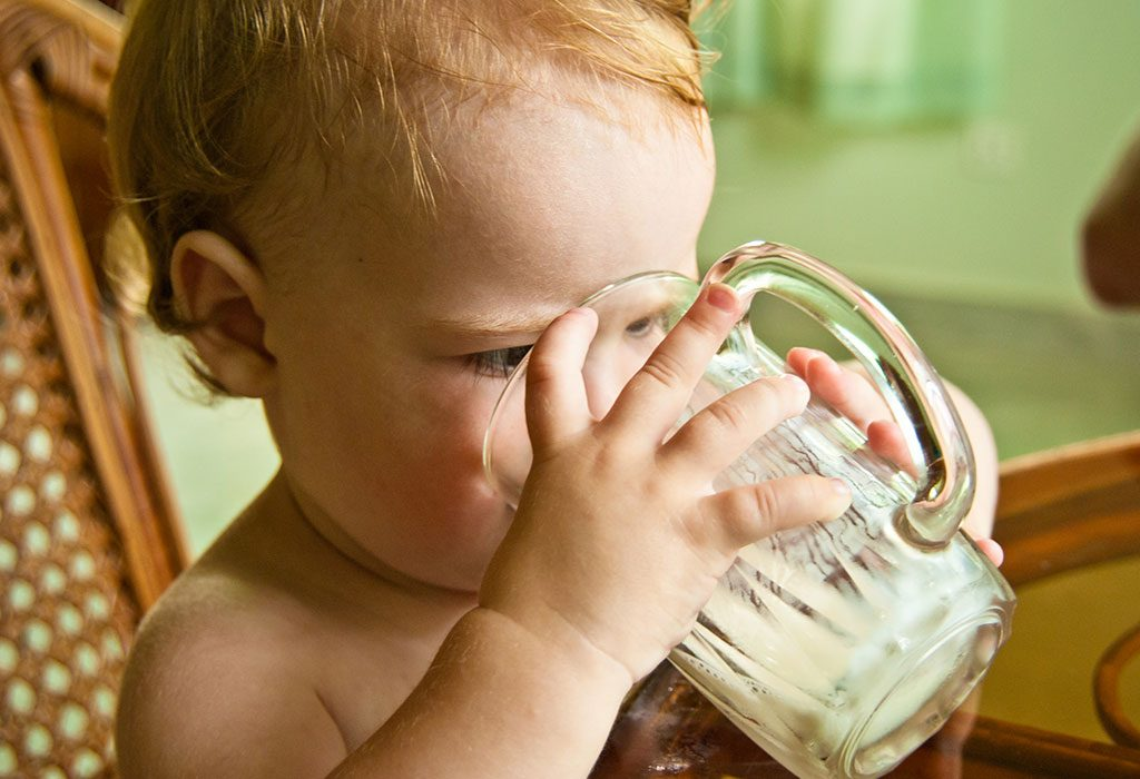 Nutrient Requirements for a 15 Months Old Child