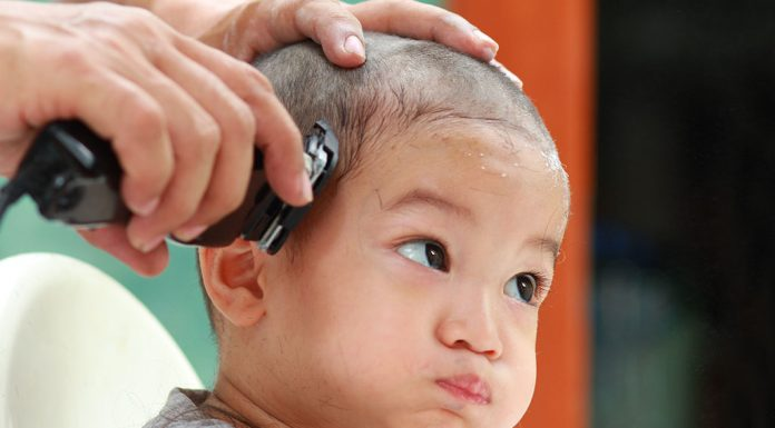 Shaving a Baby's Head for Thicker Hair - Fact or Myth